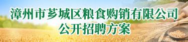 漳州市�G城�^�Z食��N有限公司公�_招聘方案